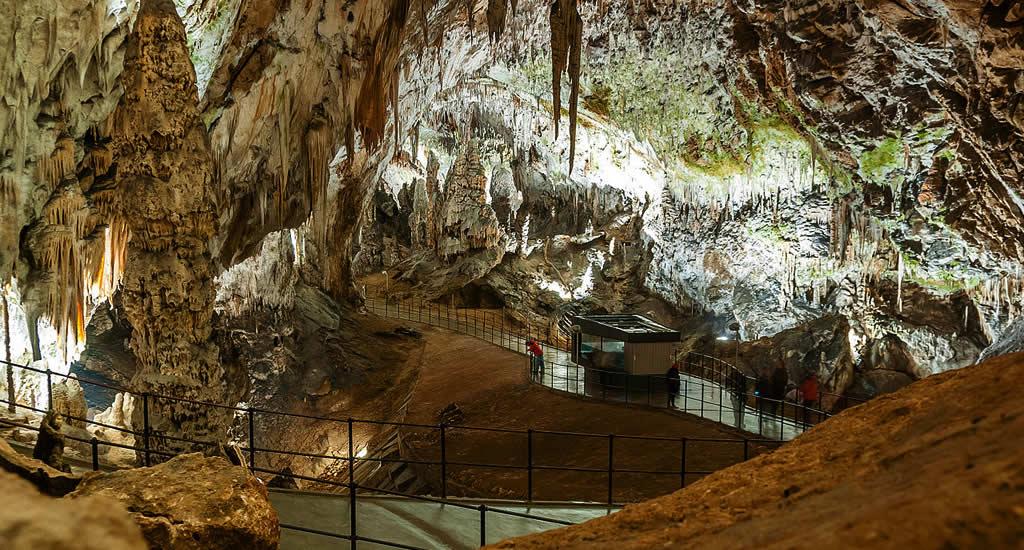 Postojna grotten, Slovenië | Mooistestedentrips.nl