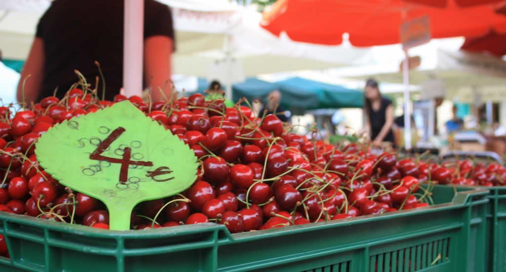 Naar de markt in Ljubljana, Slovenië | Mooistestedentrips.nl
