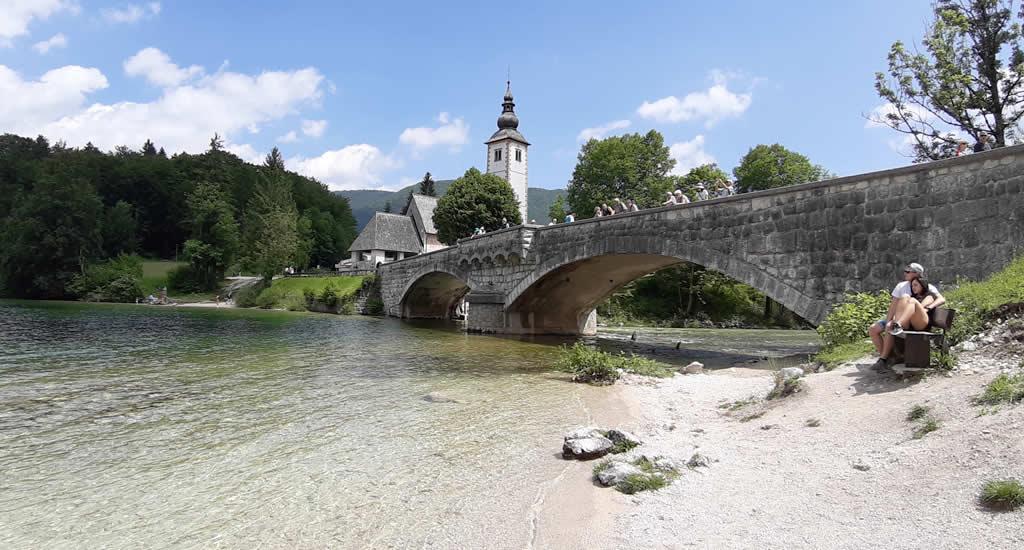 Meer van Bohinj, Slovenië | Mooistestedentrips.nl