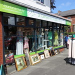 St Catherine's Hospice charity shop in Ashton, Preston