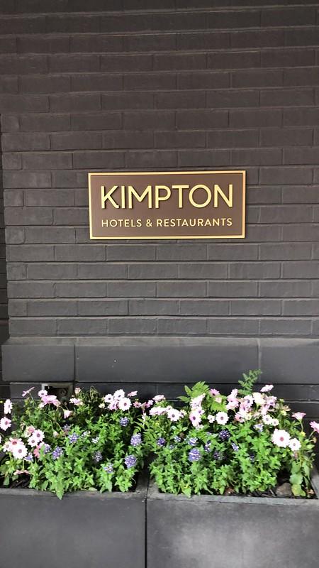 Kimpton Hotel, Toronto, Canada #travelblogger