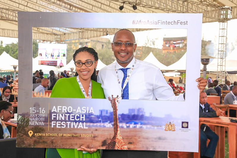 Afro-Asia Fintech Festival Tuesday Afternoon Sessions