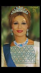Farah Diba - Turquoise jewels