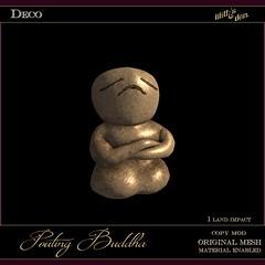 Lilith's Den - Pouting Buddha
