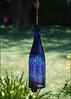 Wine Bottle Windchime...