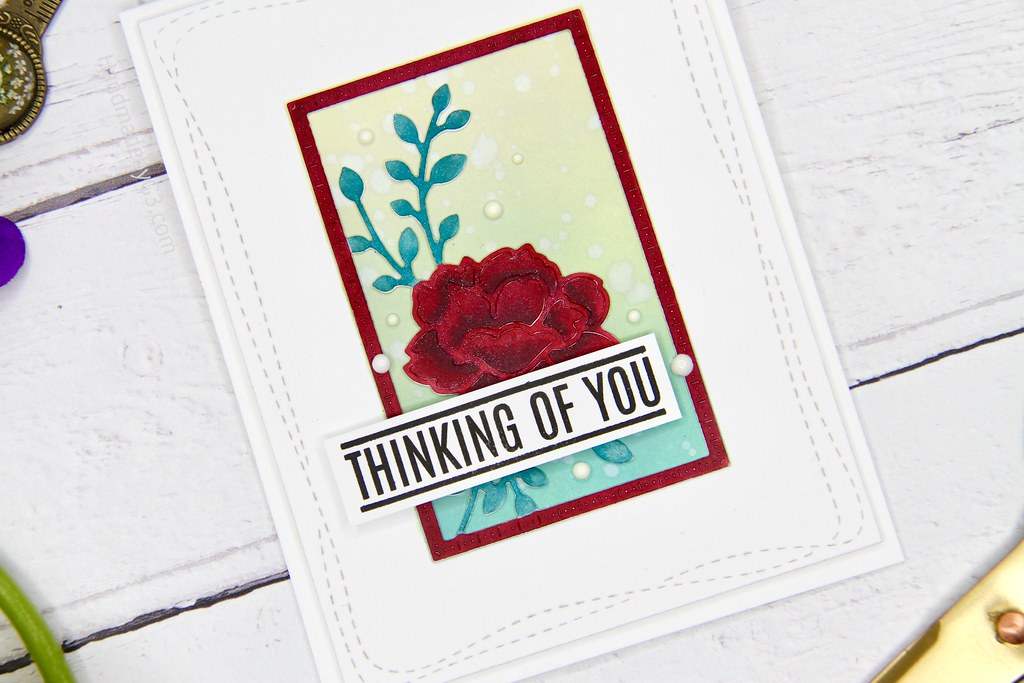 SSS Thinkin of you card closeup1