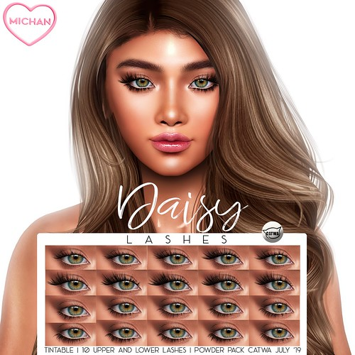 Daisy Lashes @ Powder Pack Catwa