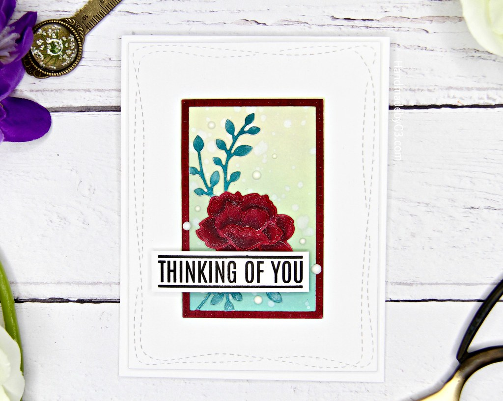 SSS Thinkin of you card