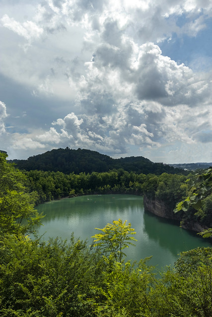 Fort Dickerson Quarry, Fort Dickerson Park, Knox County, Tennessee