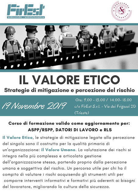 Il Valore Etico - Strategie di mitigazione e percezione del rischio