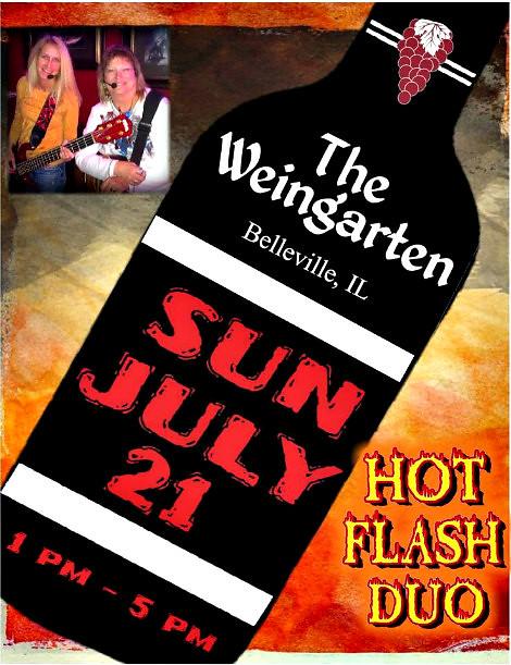 Hot Flash Duo 7-21-19