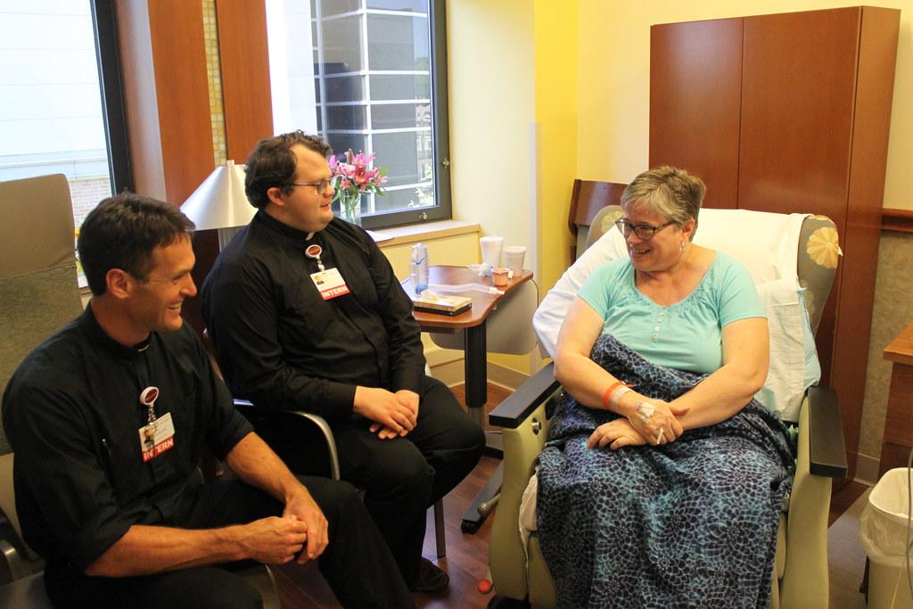 Deacon Summer Chaplain Ministry Internship - Mercy Health ...