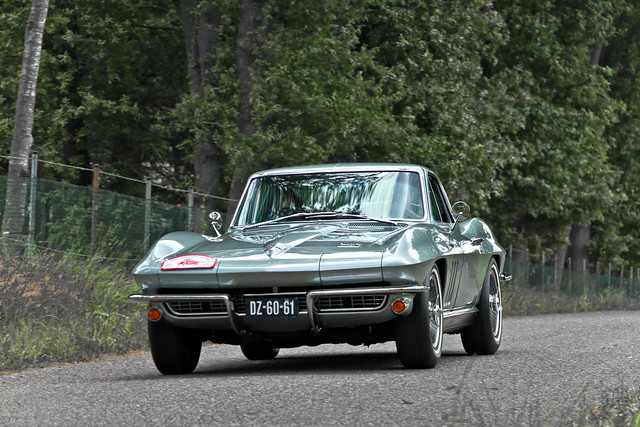 Chevrolet Corvette Sting Ray Sport Coupé 1966 (9058)
