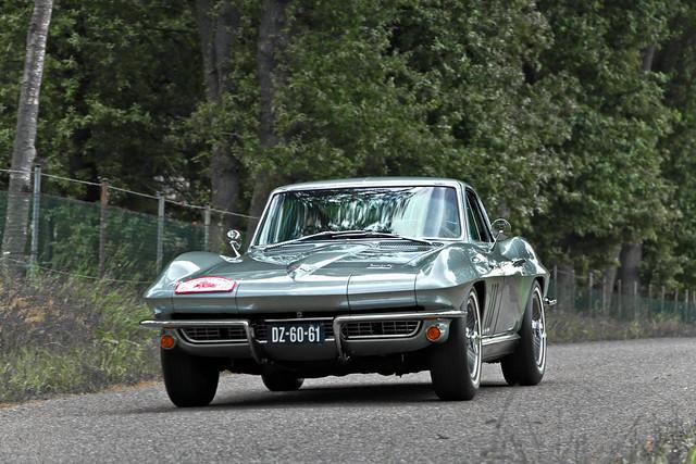 Chevrolet Corvette Sting Ray Sport Coupé 1966 (9058)