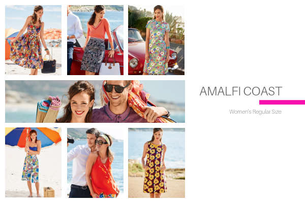 Amalfi Coast Collection