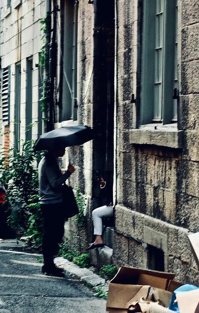 Montreal by Rain