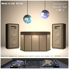 Serenity Style- Music is Life DJ Set