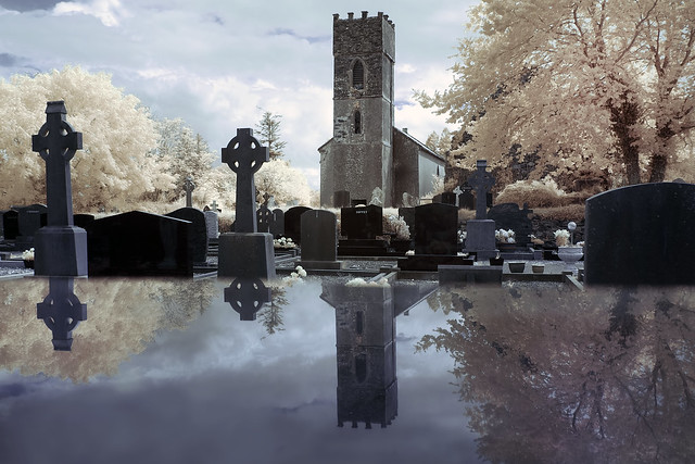 Churchtown Burial Ground, Co. Kerry. [IR]