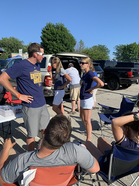 WELS Night at Miller Park 2019