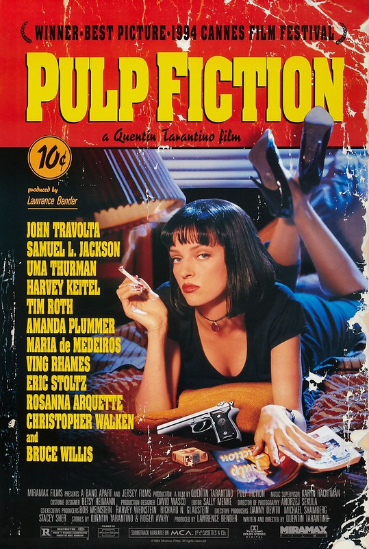 Pulp Fiction - Poster 2