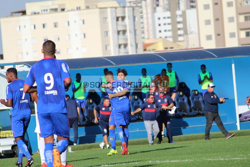 Copa Paulista 2019: São Caetano 2 x 0 Santo André