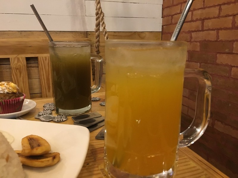 Cafe Tribu, Victoria de Morato