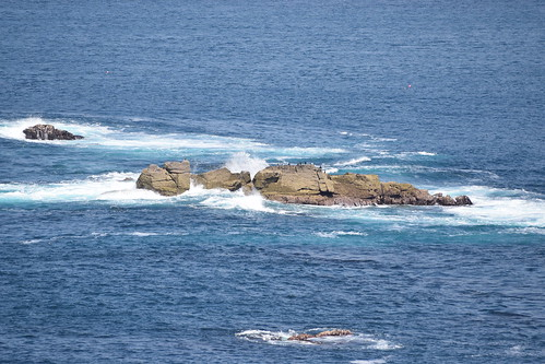 Sennen's Rocks and Water.