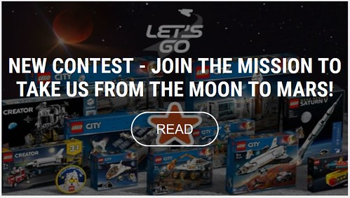 Ideas From the Moon to Mars Contest