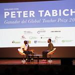 Jue, 02/08/2018 - 02:40 - Peter Tabichi en Colombia