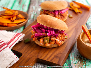 Green Chef - Jackfruit Sloppy Joes