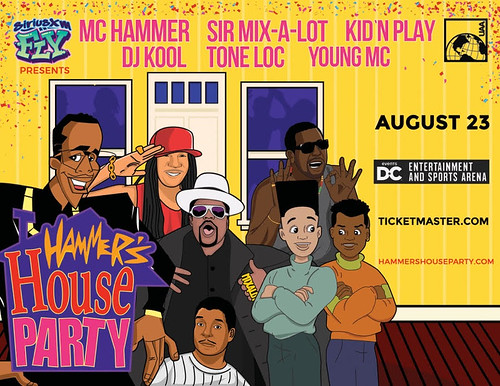 Hammer's House Party