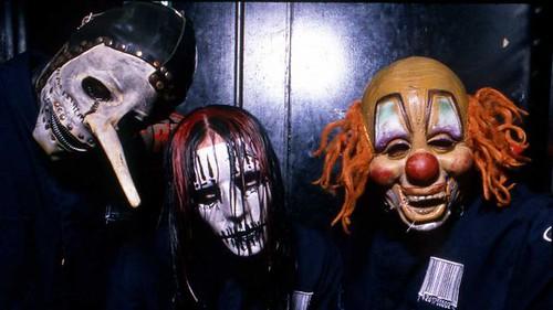 美國金屬樂團 Slipknot —       每一個面具的明確歷史