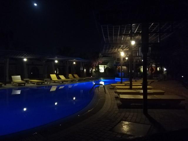 Nighty pool