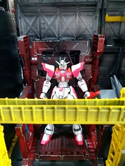Custom Burning Gundam