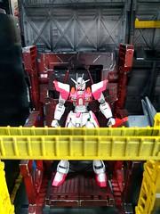 Custom Burning Gundam
