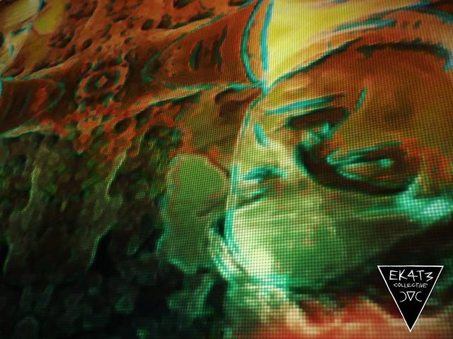 EK4T3 Live in Milano @ Support Your Local Team ▼ Techno VS Tekno / Dark Ambient