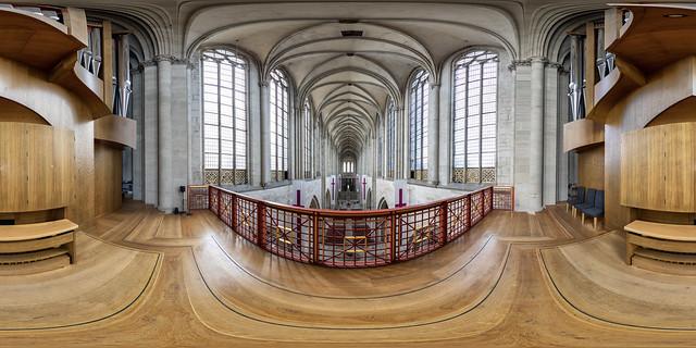 Orgelempore (360 x 180)