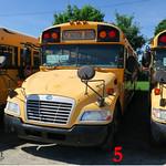 FORMER East End Bus Lines 768