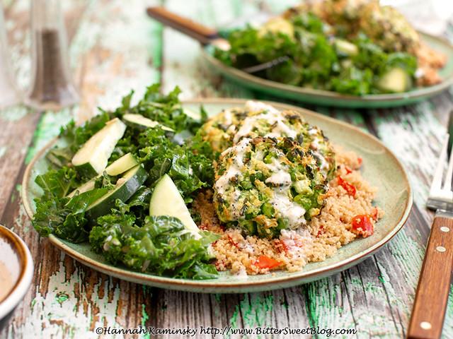 Green Chef - Green Pea Falafel