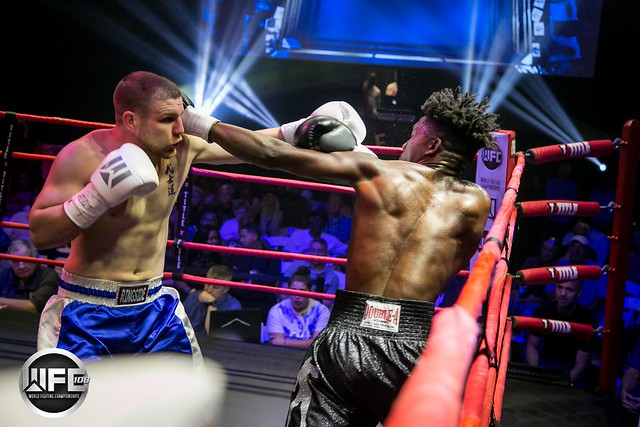 WFC 108 June 28th 2019 Live Boxing at The Filmore New Orleans
