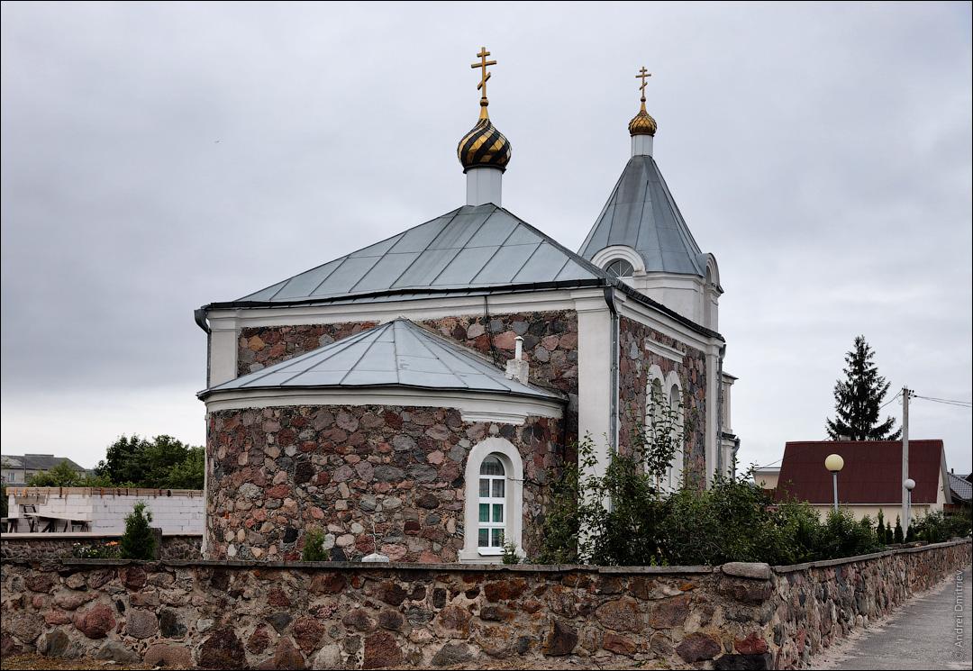 Нарочь, Беларусь, Церковь св. Ильи