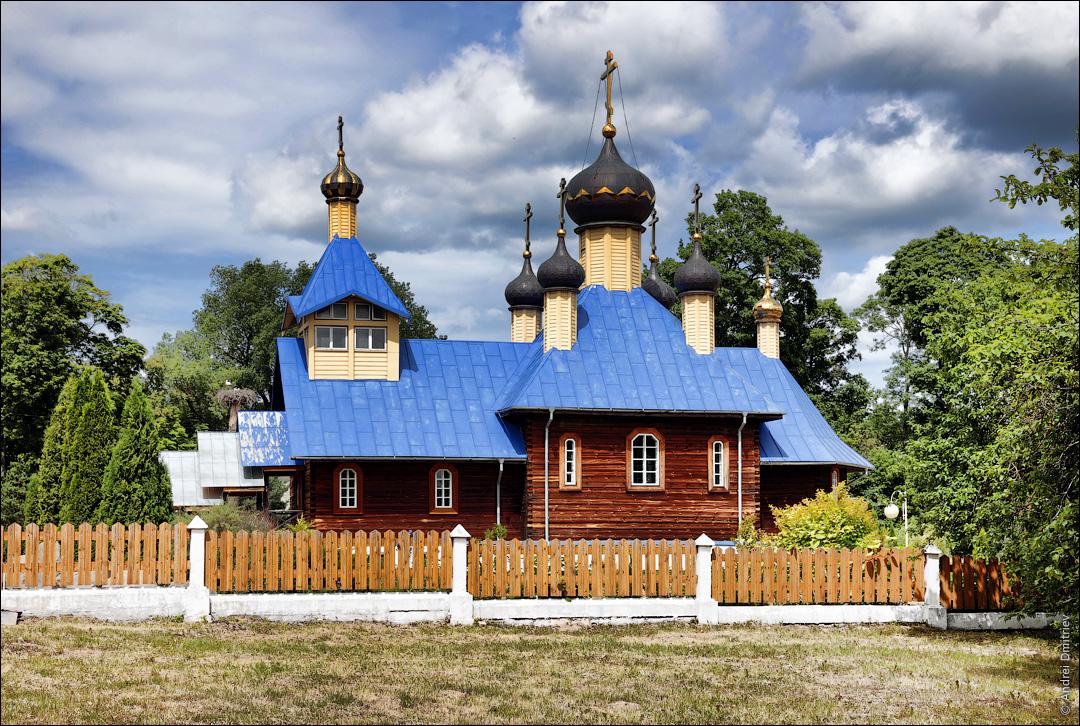 Любань, Беларусь, Церковь Собора Белорусских Святых