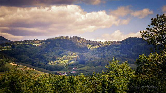 Northern Black Forest in Germany