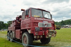 PD3. posted a photo:	C863CTR Foden ex Army Recovery Lorry E Collins Services