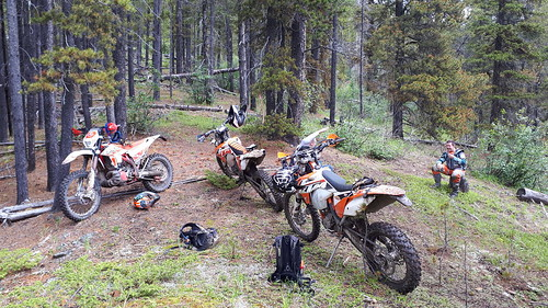 Fallen Timber ride with the Polish Ninja, and Evil Greg!  much fun was had!