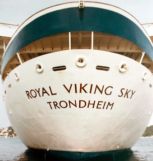 Royal Viking SKy Trondheim | by CaptainsVoyage