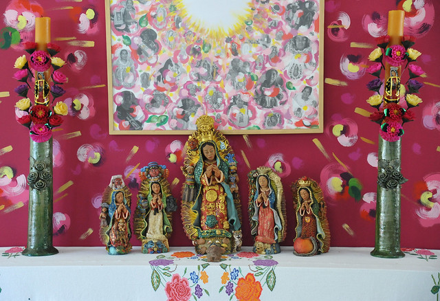 Five Guadalupes Aguilar Oaxaca Mexico