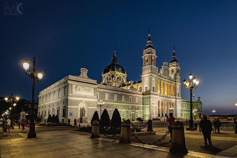 Basilica de la Almudena en Urbana y Arquitectura48301121222_0defc7ff30_c