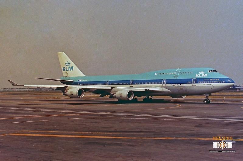 KLM / Boeing 747-406(M) / PH-BFF