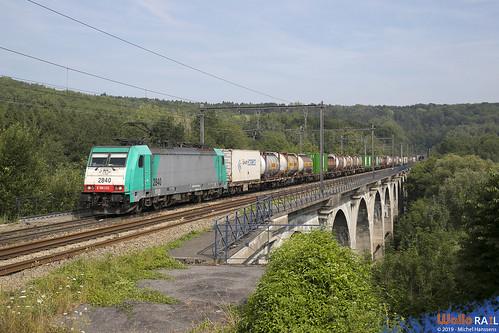 2840 . LNS . E 40066 . Remersdael . 16.07.19.